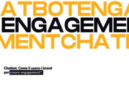chatbot come li usano i brand per creare engagement blog laccademya